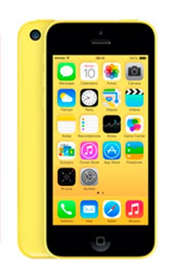 IPHONE 5C 16GB AMARILLO (LIBRE)