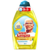 DON LIMPIO GEL LIQUIDO CONCENTRADO.