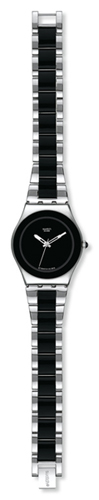 SWATCH BLACK CERAMIC