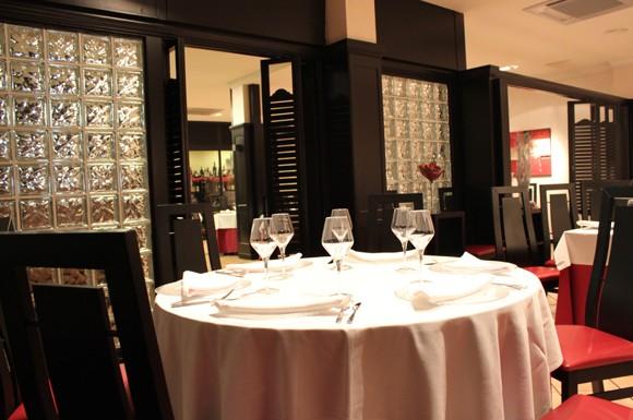 Vistas del restaurante